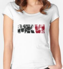 MKVI  Women's Fitted Scoop T-Shirt