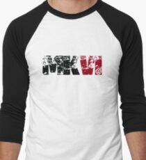 MKVI  Men's Baseball ¾ T-Shirt