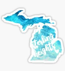 Sterling Heights Sticker