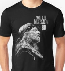 Willie Nelson New Design T-shirt T-Shirt
