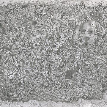 Insanity Within by SanderJansenArt