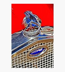 30' Ford  Photographic Print