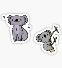 Bamboo Cartoon Drawing Stickers Redbubble