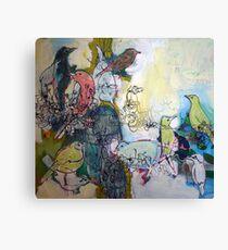 birds 3 Canvas Print