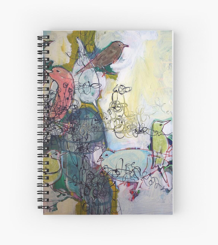 birds 3 by Randi Antonsen