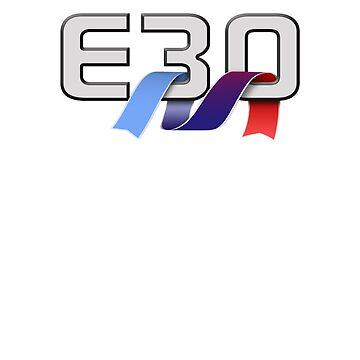 e30 ribbon by BGWdesigns