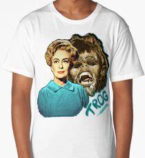 Joan Crawford - Trog Long T-Shirt