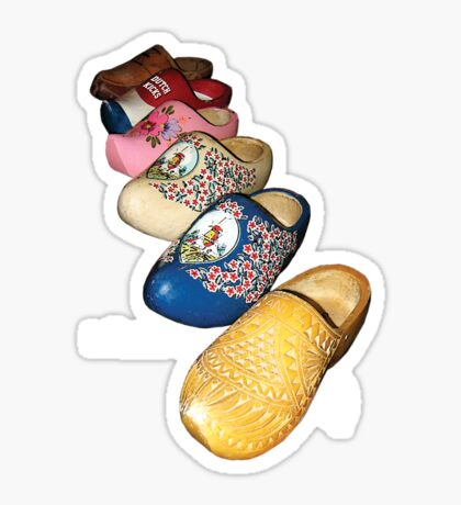 Dutch Kicks Sticker