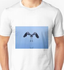 Blue Heron Into The Blue T-Shirt