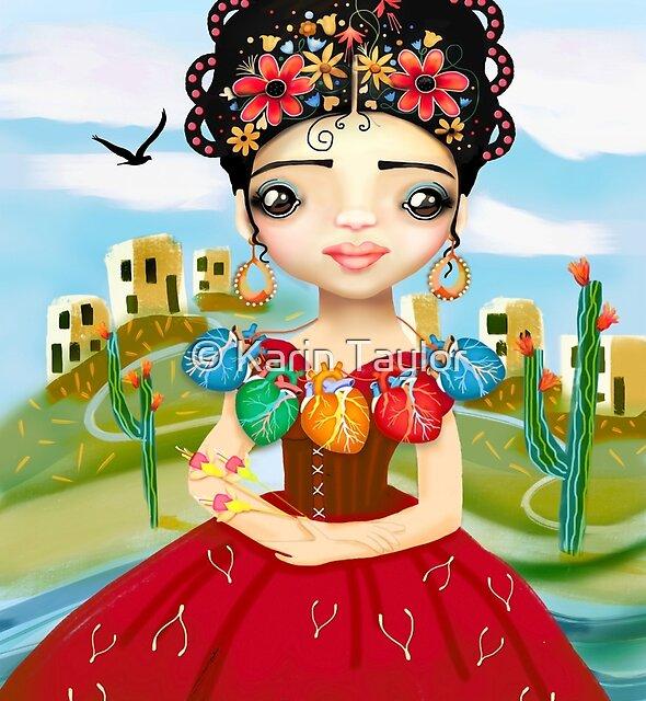 Sacred Heart by Karin Taylor