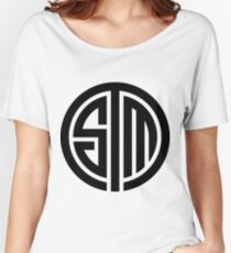 Team: Team SoloMid Women's Relaxed Fit T-Shirt