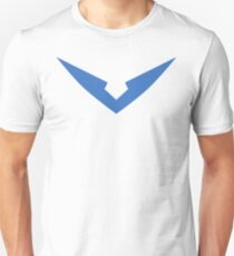 "Lance Blue Paladin Voltron ""V"" Logo T-Shirt"