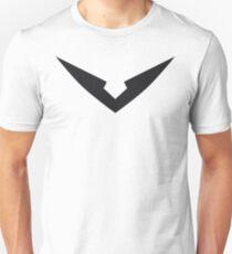"Shiro Black Paladin Voltron ""V"" Logo Unisex T-Shirt"