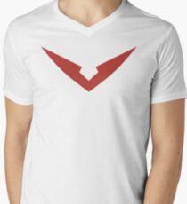 "Keith Red Paladin Voltron ""V"" Logo Men's V-Neck T-Shirt"