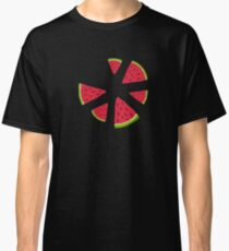 Watermelons in the dark Classic T-Shirt