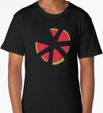 Watermelons in the dark Long T-Shirt