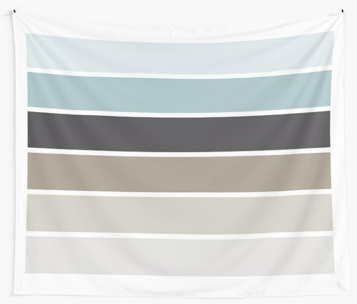 Swatch Studies No. 2 [Color Swatches, Swatches, Office Art, Home ...