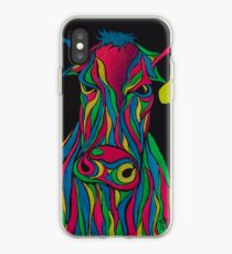 Mad Cow iPhone Case