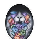 Roar the colours by Rhiannon Mowat