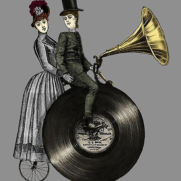 Come Josephine On My Music Machine by girldani