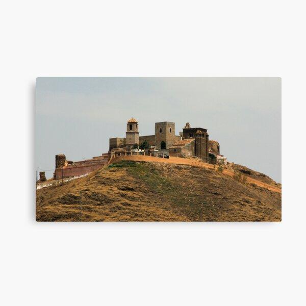Alora Castle Canvas Print