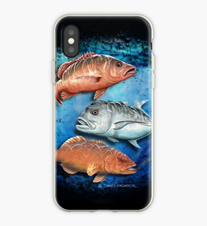 Mixed Reef fish iPhone Case