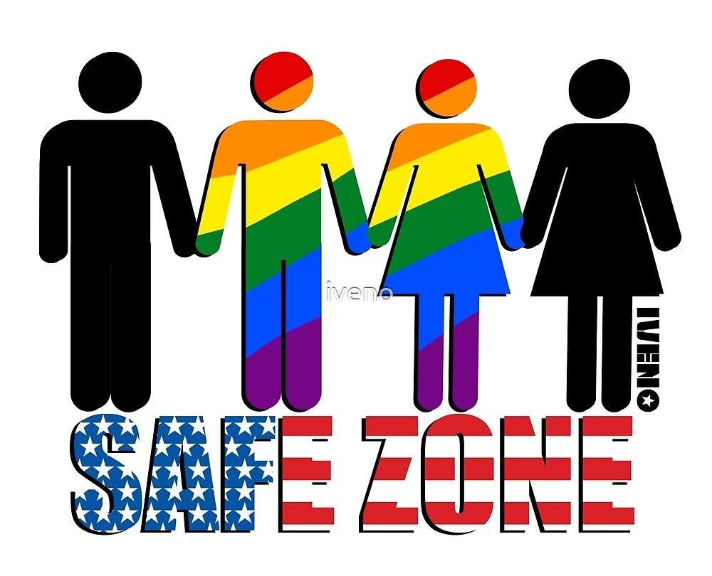 SAVE ZONE AMERICA  by iveno
