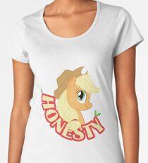 Elements of Harmony - Applejack Women's Premium T-Shirt