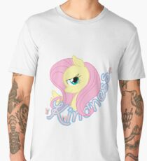 Elements of Harmony - Fluttershy Men's Premium T-Shirt