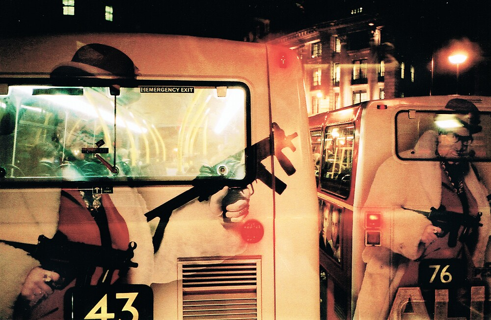 Ali G Rides Again...and again seemingly. by Philip  Rogan
