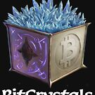 « T-shirt BitCrystals » par everdreamsoft