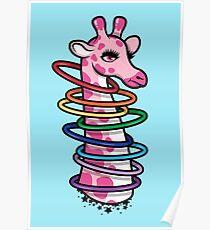 I Dream of Hula Hooping Poster