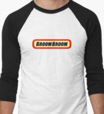 broom broom Men's Baseball ¾ T-Shirt