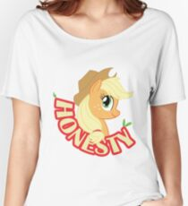 Elements of Harmony - Applejack Women's Relaxed Fit T-Shirt