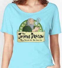 The Jasmine Dragon Tea House Women's Relaxed Fit T-Shirt