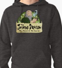The Jasmine Dragon Tea House Pullover Hoodie