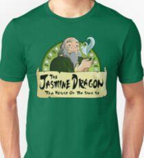 Das Jasmindrachen-Tee-Haus Slim Fit T-Shirt