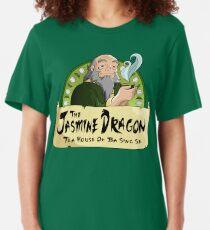 The Jasmine Dragon Tea House Slim Fit T-Shirt