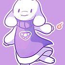 Tiny Toriel by plixe