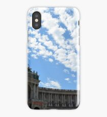 30 July 2017 Hofburg Palace on a cloudy day in Vienna, Austria  iPhone Case/Skin