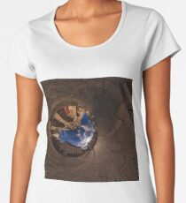 The cathedral - reloaded Women's Premium T-Shirt