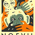 NO EVIL by JazzberryBlue