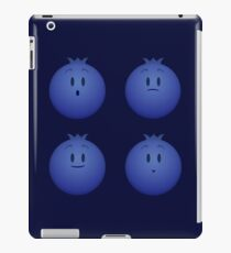 Silly Blueberries iPad Case/Skin