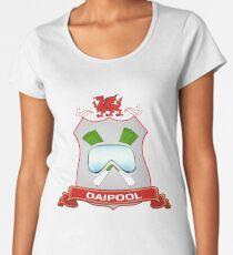 Daipool - Coat of Arms Women's Premium T-Shirt
