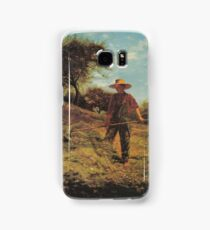 Haymaking 1864 Winslow Homer Samsung Galaxy Case/Skin