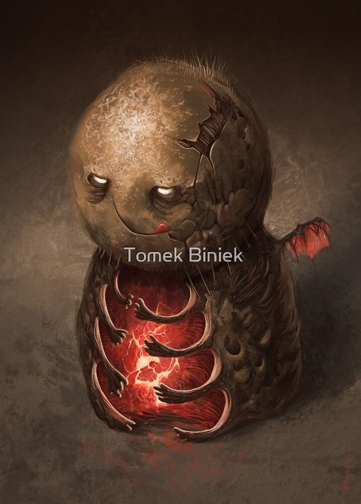 Fallen Angel, Tomek Biniek by Tomek Biniek