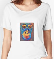 Monkey see monkey do Women's Relaxed Fit T-Shirt
