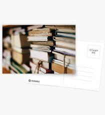 books Postcards
