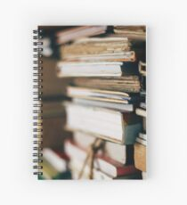 books Spiral Notebook