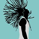 Dreaded Silhouette by Sarah Martin